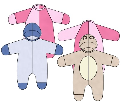 Design your own baby onesie