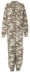 Photo of light camouflage Fleece Onesie and All-in-one