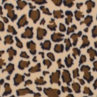 New Leopard Fabric