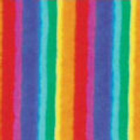 Rainbow Stripe onesie