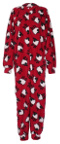 Photo of red sheep Fleece Onesie and All-in-one